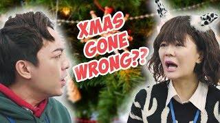 Diary of an OL Ep 4   Shirley Goh stresses over Christmas!