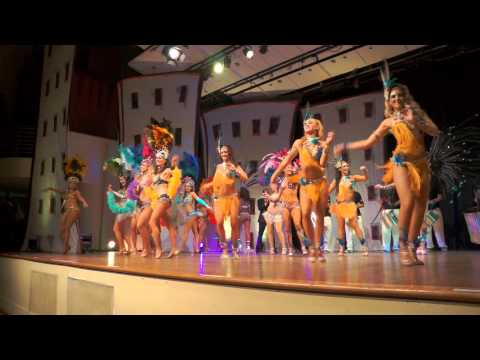 Brazil Central 2012 - Samba Parade (On stage)