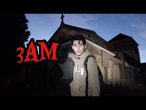 download lagu Exploring Haunted Church At 3am gratis
