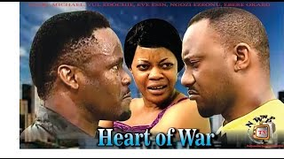 Heart of War Nigerian Movie [Part 1] - Family Drama