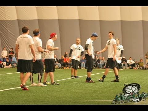 Amazing Ultimate Frisbee Highlights 2012