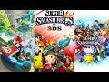 Super Smash Bros. for Wii U & Nintendo 3DS, Mario Kart 8 (3-21-15 Livestream) - Wii U & 3DS
