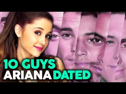 10 Guys Ariana Grande Has