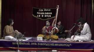 Carnatic Music Concert by Kum V Subashri
