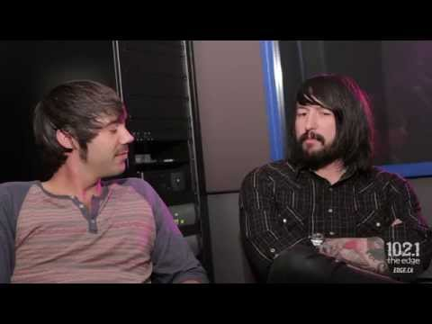 Death From Above 1979 Interview with Adam