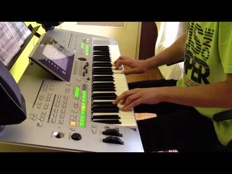 Guns N' Roses - November rain - performed by ArcWilc on Yamaha Tyros 3