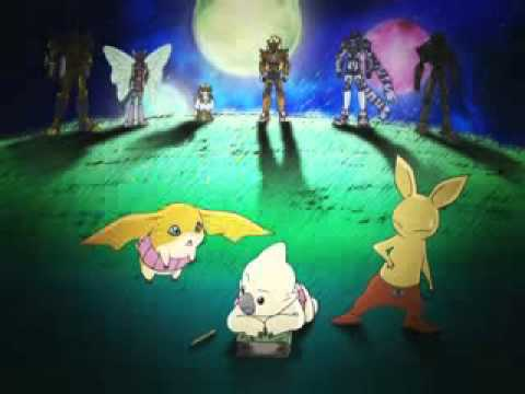 Digimon Frontier Ending 2 Hindi In Clear Voice Sk video
