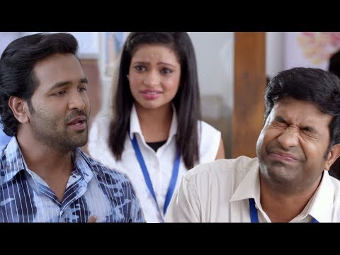 Vennela Kishore & Manchu Vishnu Most Popular Comedy Scenes - Volga Videos