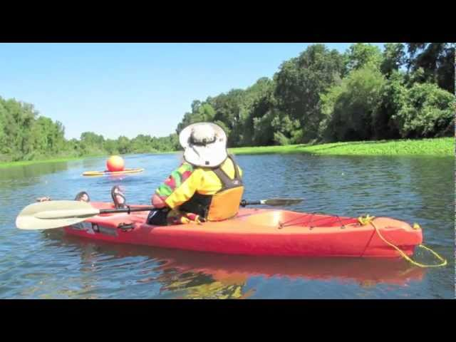 Kayak Golf at Scottys Landing & Diversion Pool