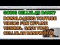 gpodder to download youtube videos, save your cellular quota digital nomads!