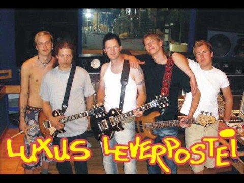 Luxus Leverpostei - Hel E Hel