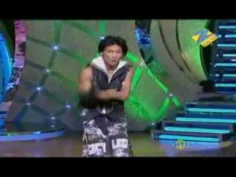 Lux Dance India Dance Season 2 March 26 '10 - Saajan video