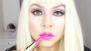 BARBIE EYES MAKEUP BY PAO