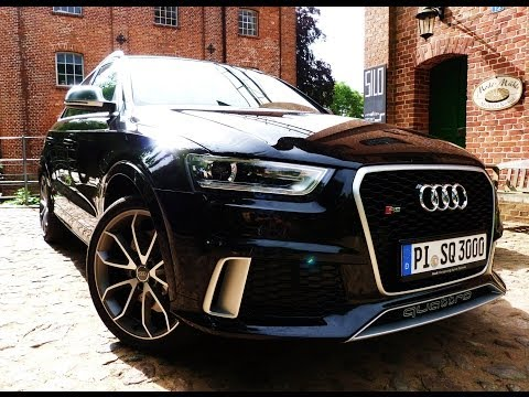 NEU: Testbericht AUDI RS Q3 [2014] - Road Test Drive Video Review - EngineReport