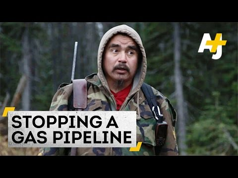 How To Stop An Oil And Gas Pipeline: The Unist'ot'en Camp Resistance
