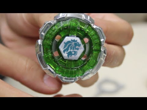 Hasbro Fang Leone 130W²D - Beyblade Metal Fury UNBOXING & REVIEW!!