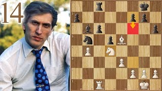 y u do dis, Boris   Fischer vs Spassky   (1972)   Game 14