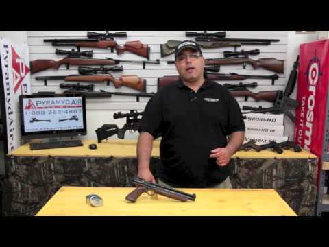 Crosman 1377 Airgun Review by AirgunWeb