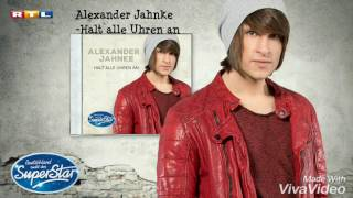 Alexander Jahnke -Halt alle Uhren an