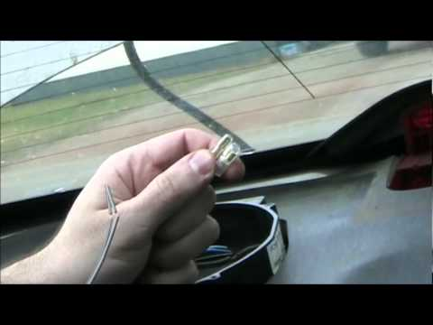 installing replacing rear speakers in a 2002 pontiac grand prix gt diy how to save money and