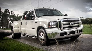 Everything Wrong With My 265,000 Mile Ford F-350 Dually - 6 Month Ownership Update!