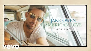 Jake Owen VW Van