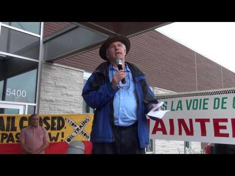 Lac Mégantic20160710-Daniel Green(Société pour vaincre la Pollution)