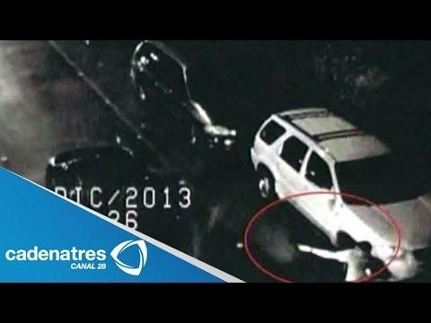 Asaltantes asesinan a balazos a mujer embarazada para robar reloj en Polanco