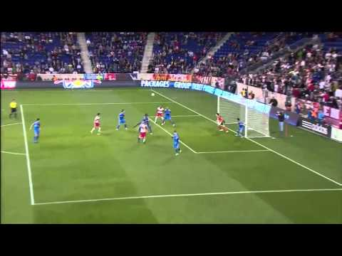 Thierry Henry AMAZING Bicycle Kick - New York Red Bulls vs Montreal Impact