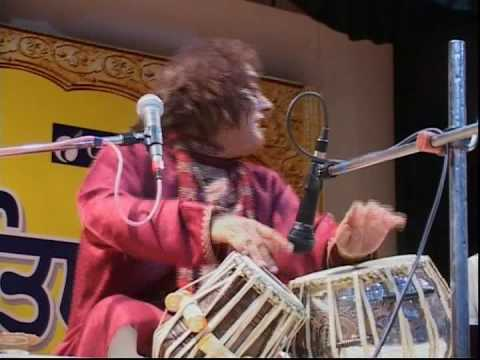 Ustad Tari Khan Tabla Solo In India-4 video