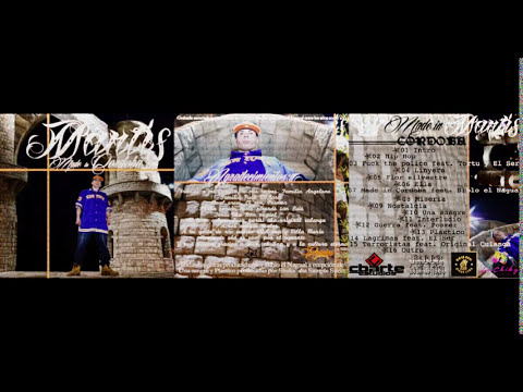 Rap Argentino: Mantis - Made in Cordoba (Album entero) 2013
