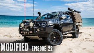 Mitsubishi Triton L200, Modified Episode 22