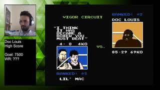 Phred's Cool Punch-Out 2 Turbo - Doc Louis High Pwnage - 7840