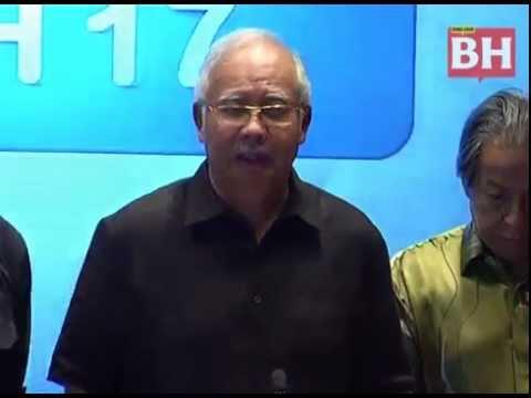 Nahas MH17: Malaysia akan hantar pesawat khas ke Kiev - Najib
