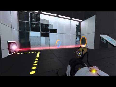 Portal 2 Walkthrough - Part 16 (Chapter 8 Lvl. 5-6,11-12)