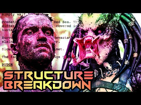 Predator : Great Action Movie Structure Explained!