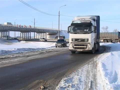 Тамбовские владельцы большегрузных машин собираются отказываться  от Платона /НВ - Тамбов/