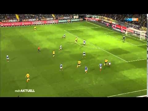 Dynamo Dresden 1-2 Holstein Kiel