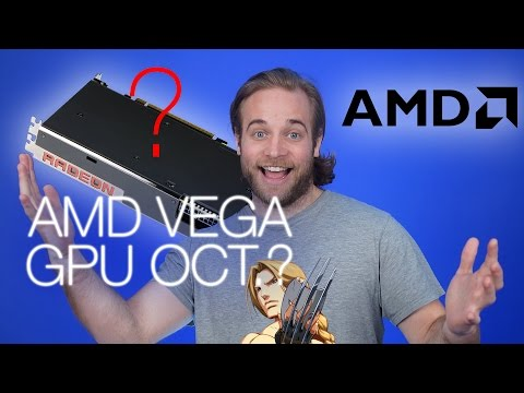 AMD Vega GPU Coming Early, Hyperloop One Demo, Disney Infinity Ends