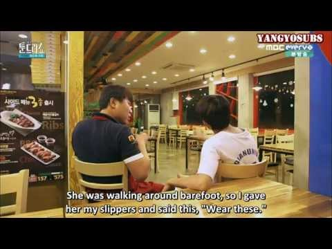 [ENG SUB] 150810 Tundra Show Innocent Family Ep 3 - Part 1