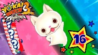 Creamos Nuestro Nyan!! I #16 I Yo-kai Watch 3: Sukiyaki