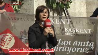Ankara'nın başkent oluşunun 93'üncü yılı