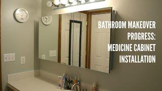 (1.39 MB) Bathroom Update: Medicine Cabinet Installation Mp3