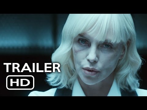 Atomic Blonde Red Band Trailer #1 (2017) Charlize Theron Action Movie HD streaming vf