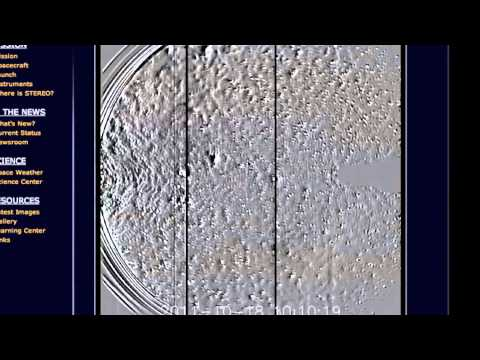 3 UFO/Anomalies on Stereo HI2s - Credit: MrCometwatch