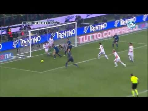 Inter Milan Vs. AS Roma 5-3 All Goals & Highlights - HD [6/2/2011]