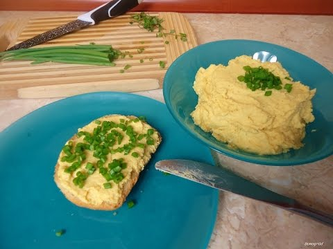 Pasta Z Cieciorki I Jajek Na Zdrowe śniadanie