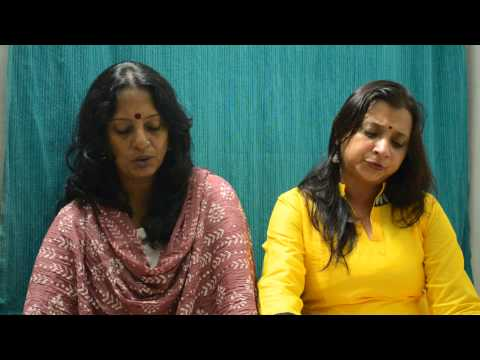 Rabindrasangeet By Mausumi Gupta And Maumi Sanyal: Shokhi Bhabona Kahare Bole video