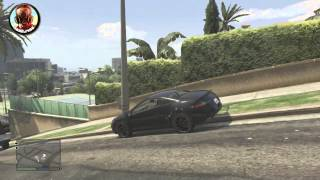 GTA 5  How To Make Any Car A Time Bomb!  Awesome Trick ) (  Grand Theft Auto 5  )
