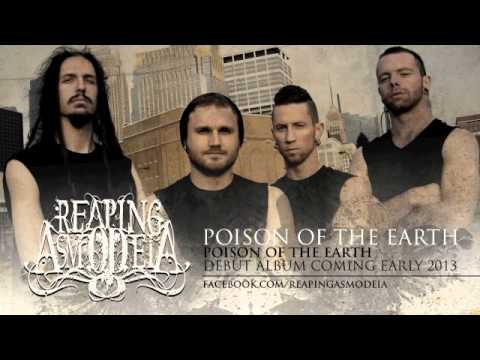 Reaping Asmodeia - Poison Of The Earth